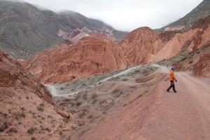 """Quebrada de Humahuaca, """"Cerro de los siete colores"""" (© Aurélie Bacheley)."""