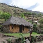 Une petite maison dans le village de Yanama (© Jérôme Decoster).