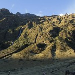 Camping sauvage entre Yanama et Totora (© Aurélie Bacheley).