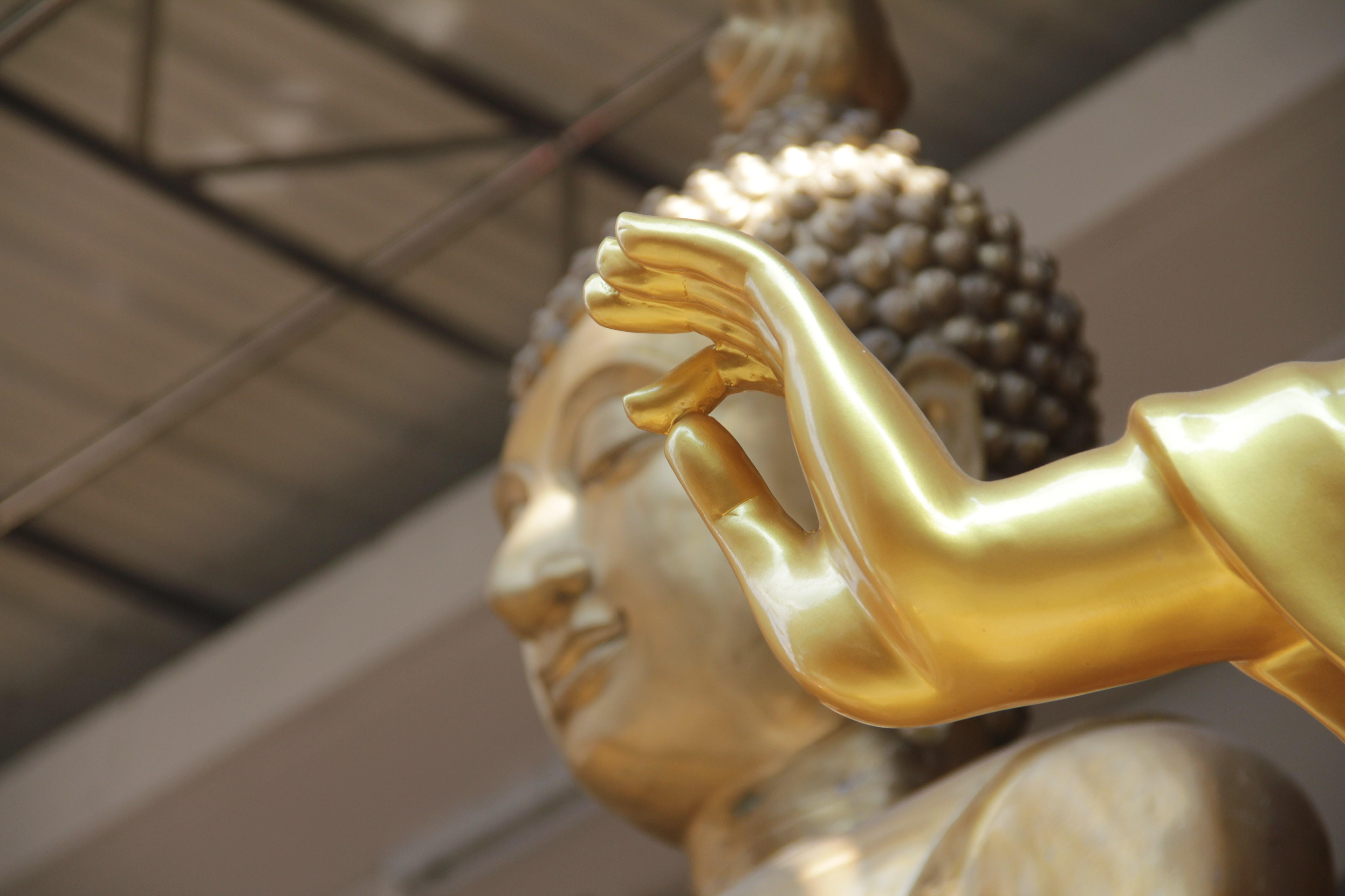 Bouddha, symbole de perfection pour la majorité des Thaïlandais (© Jérôme Decoster).
