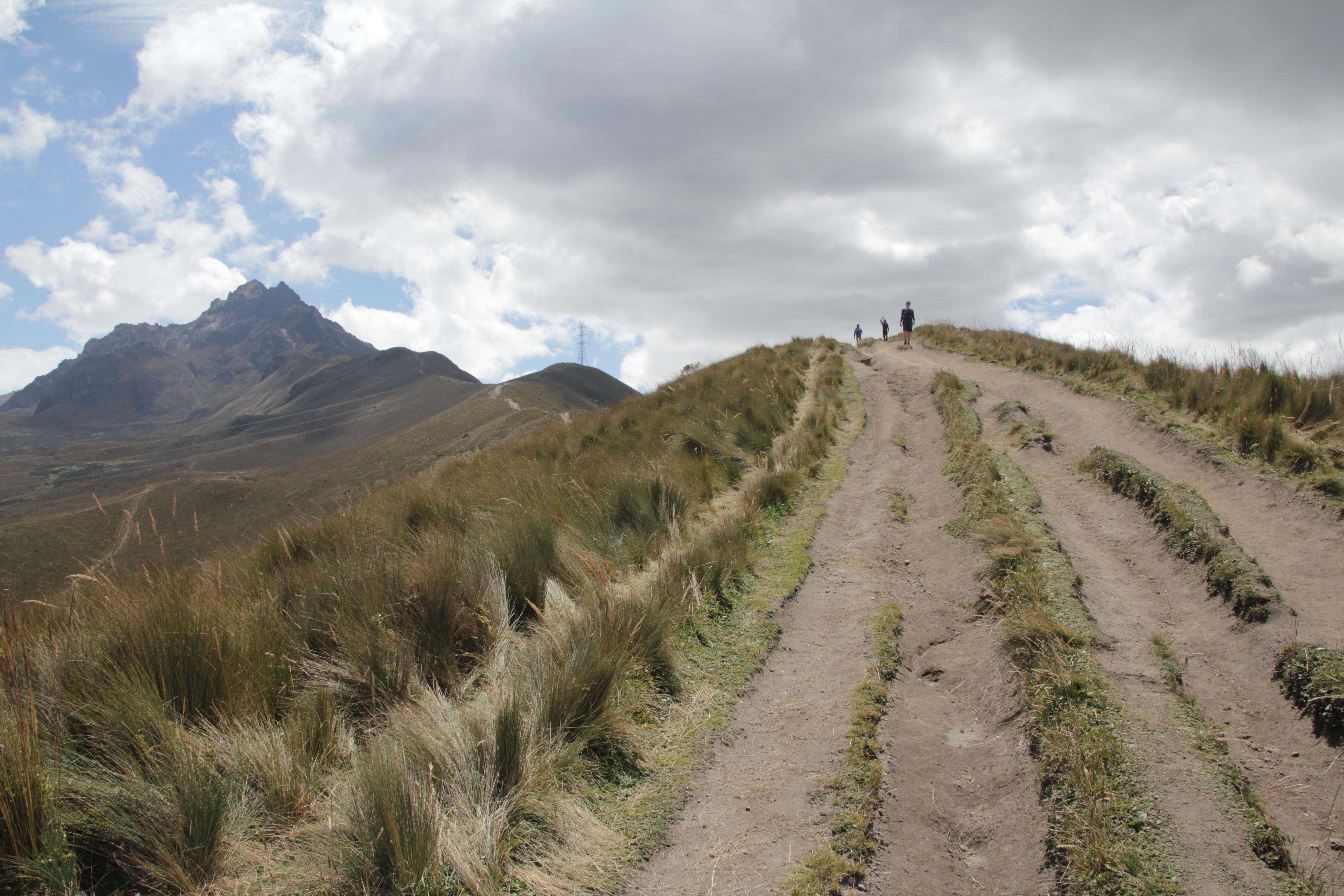 Le téléphérique de Quito mène les visiteurs à plus de 4 000 mètres d'altitude (© Jérôme Decoster).