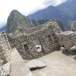 En plein coeur des ruines du Machu Picchu (© Jérôme Decoster).